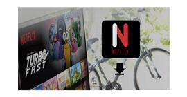 Λήψη βίντεο ταινιών από το Netflix