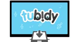 Nagraj muzykę Tubidy