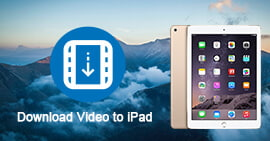 Scarica video su iPad