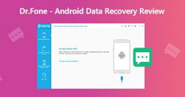 Przegląd odzyskiwania danych Androida