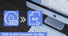 Μετατροπέας DVD σε AVI για Mac