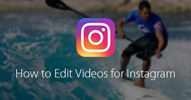 Modifica video per Instagram