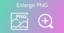 PNG vergroten