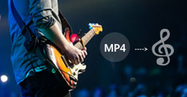 Come estrarre l'audio da MP4