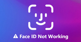 Face ID Not Working