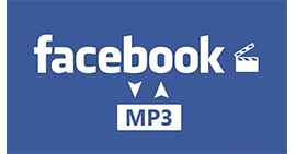 Upload MP3 naar Facebook en converteer Facebook naar MP3