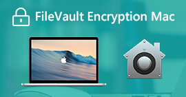 Come utilizzare FileVault per Mac
