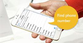 Trova il numero di telefono online