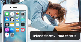 Fix A Frozen and Unresponsive iPhone