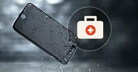 Jak Fix popraskané iPhone obrazovky