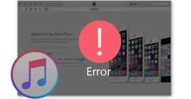 Vedi errore iTunes