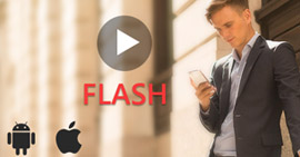 Flash Player per Android iPhone