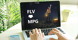 Come convertire gratis FLV in MPG