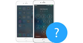 Hai dimenticato la password dell'iPhone
