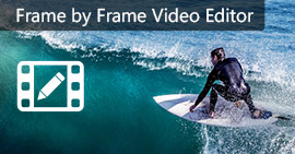 Frame By Frame Video Editor