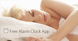 Free Alarm Clock APP for Android and iPhone