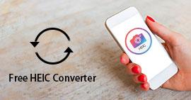 Volný konvertor HEIC