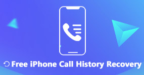 Free iPhone Call History Recovery