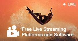 Live Streaming and Recording Software