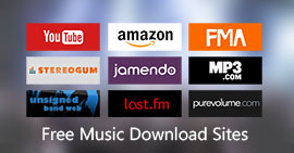 Siti di download di musica MP3 gratuiti