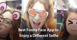 Migliore app Funny Face