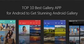 TOP 10 Najlepsza aplikacja dla galerii na Androida