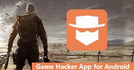 Εφαρμογή χάκερ παιχνιδιών για Android