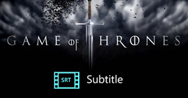 Download and Add Game of Thrones Subtitles