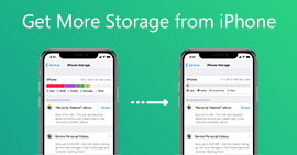 Get More Storage from iPhone