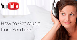 Ottieni musica da YouTube