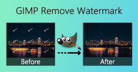 Gimp Usuń znak wodny