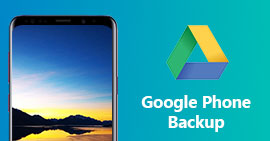 Backup Your Android Phone to Google