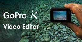 6 Il miglior software di editor video GoPro