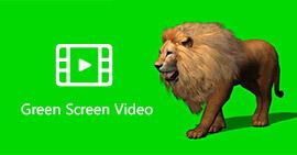Video na zelené obrazovce