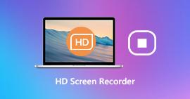 Καταγραφή οθόνης HD