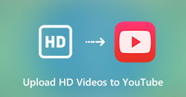 Upload HD Video to YouTube
