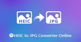 Da HEIC a JPEG online