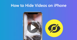 Hide Videos on iPhone