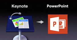 convertire Keynote in PowerPoint
