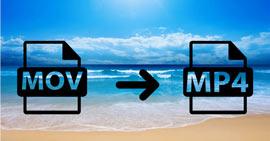 Πώς να μετατρέψετε το MOV σε MP4