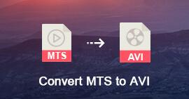 Jak przekonwertować Mts na Avi