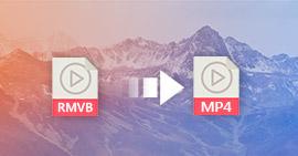 Come convertire RMVB in MP4