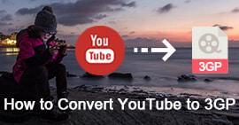 Μετατροπή του YouTube σε 3GP