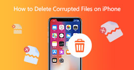 Elimina file multimediali danneggiati