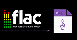 Come convertire gratis FLAC in MP3