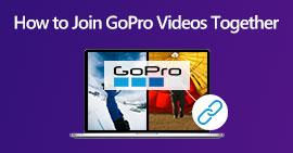 Πώς να συμμετέχετε μαζί στα βίντεο Gopro