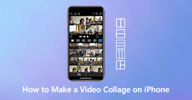 Make a Video Collage on iPhone