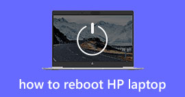 Reset a HP Laptop