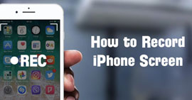Come registrare lo schermo di iPhone