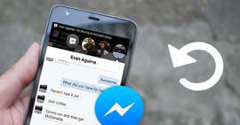 Πώς να ανακτήσετε τα διαγραμμένα μηνύματα Facebook